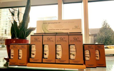 EuroSpa Eucalyptus Oil Products